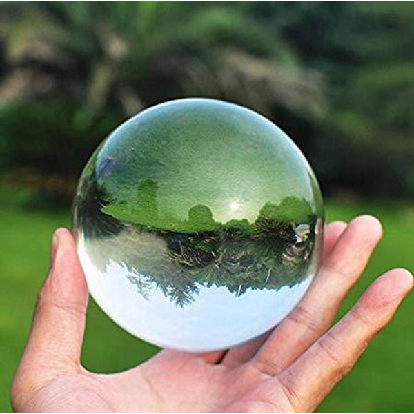 7mm acrylic contact juggling ball