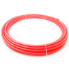 Cherry Tomato Polypro Hula Hoop Tubing-The Spinsterz