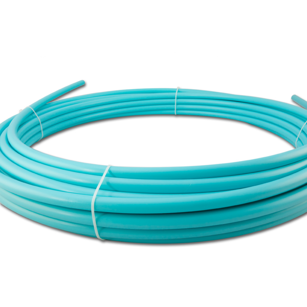 Cloudless Sky Polypro Hula Hoop Tubing-The Spinsterz