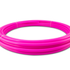 Furious Fuchsia Polypro Hula Hoop Tubing-The Spinsterz