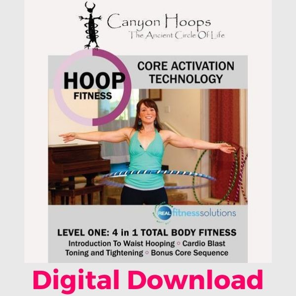 Hoop Fitness - Core Activation Digital Download