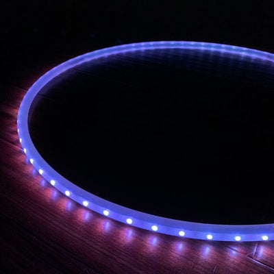 NOVA LED Hoop | Purple Pixie