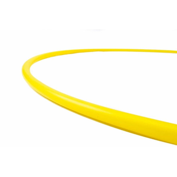 Banana Slug Colored Polypro Hoop-The Spinsterz