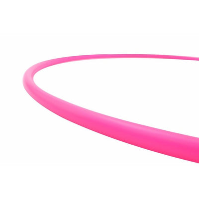 UV Pink Polypro Hula Hoop-The Spinsterz