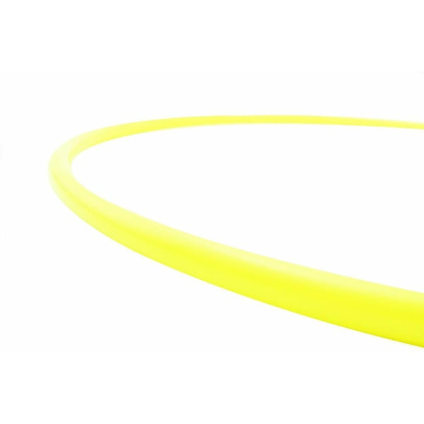 UV Yellow Polypro Hoop-The Spinsterz