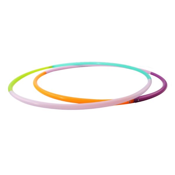 "3/4"" Grow With Your Flow - Multi-Color Hoop"