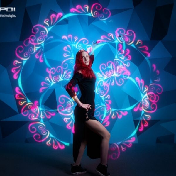 NeoPoi32 LED Smart Pixel Poi