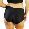 Soft Black - Dance Shorts