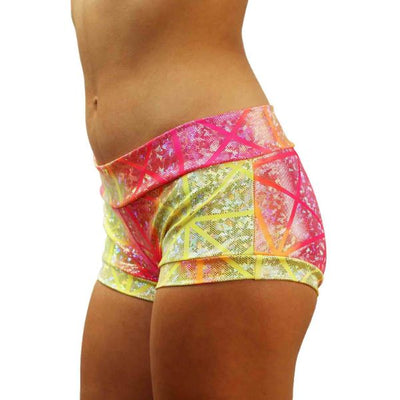 Star Burst - Dance Shorts