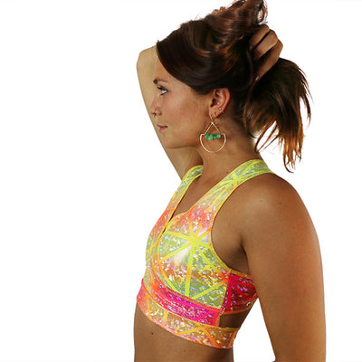 Star Burst - Sports Top