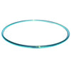 Tahitian Sea Aqua Taped Polypro Hoop