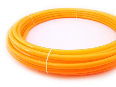 uv orange polypro hula hoop tubing for sale