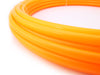 The Spinsterz - UV Orange Polypro Hula Hoop Tubing
