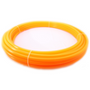UV Orange Polypro Hula Hoop Tubing-The Spinsterz