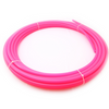 UV Pink Polypro Hula Hoop Tubing-The Spinsterz