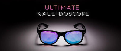 The Spinsterz - Ultimate Kaleidoscope Glasses