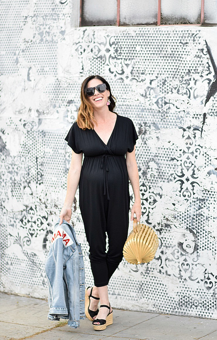 THE PERFECT MATERNITY TOP FOR SUMMER