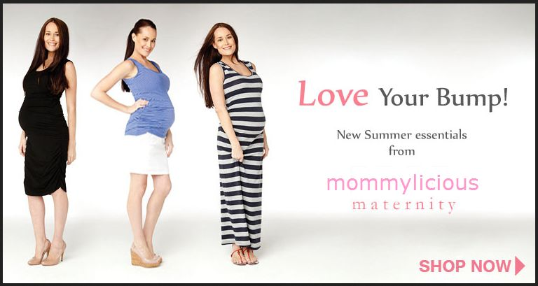 Plus Size Maternity Sleepwear: