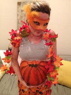 Maternity Halloween Costumes For Pregnant Women