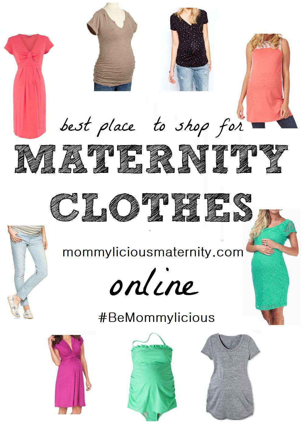 A Buying Guide For Maternity Dresses & Maternity Clothes