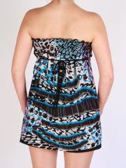 Strapless Maternity Tops-Peek-A-Boo!