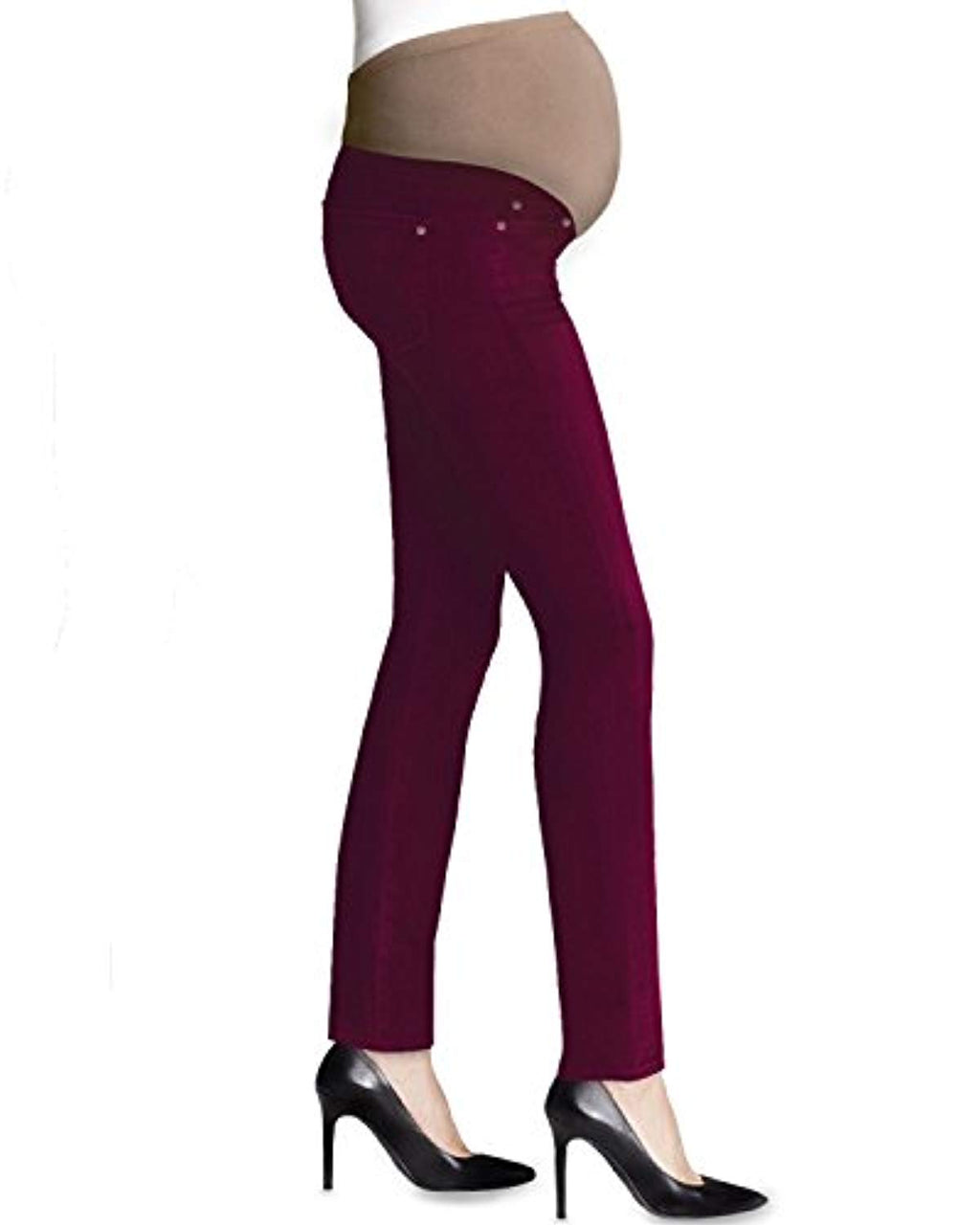stretch bootcut maternity pants
