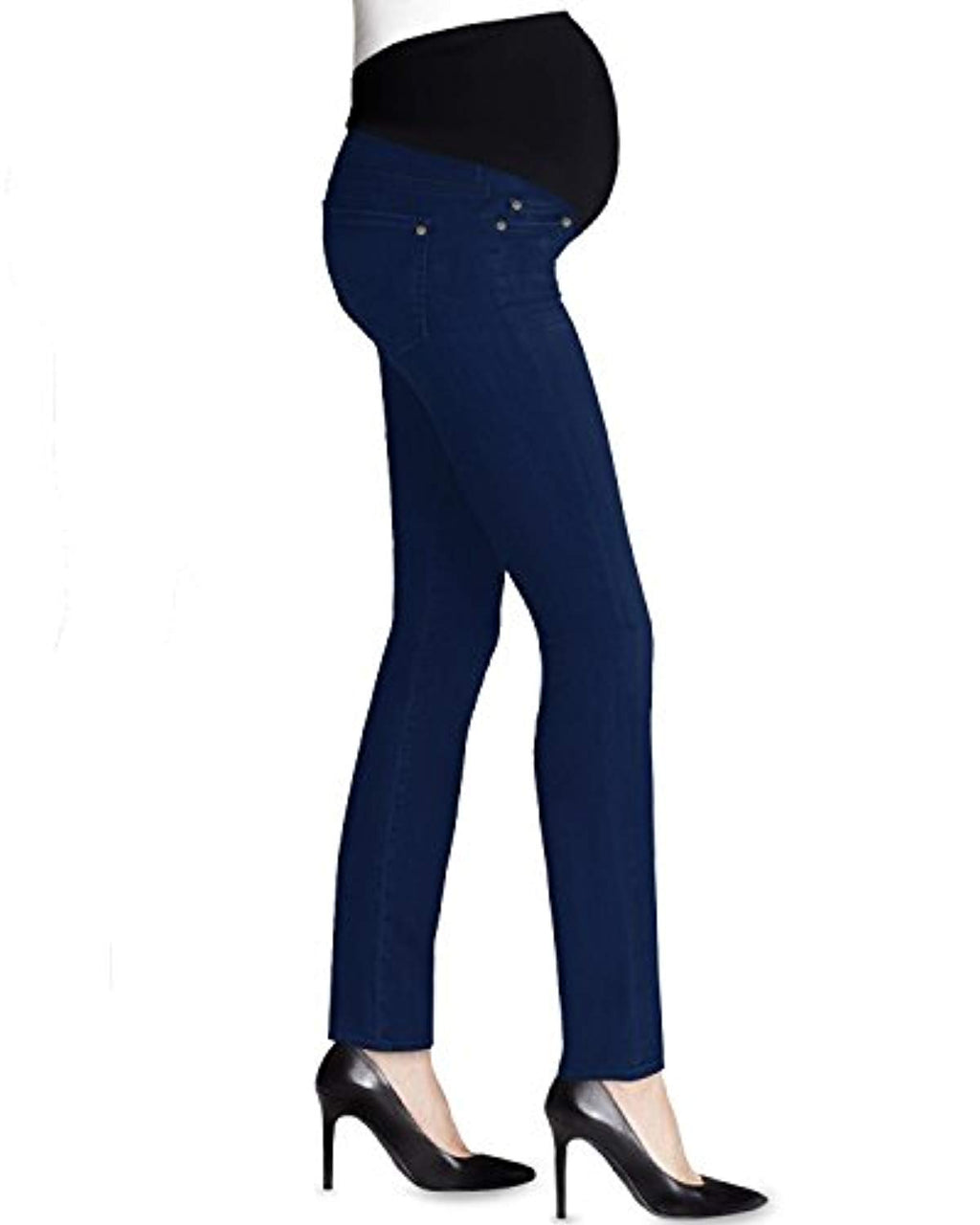 Stretch Bootcut  Maternity Jeans - Mommylicious