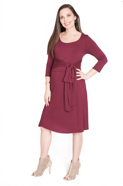 Maternity & Nursing Dress - Mommylicious