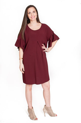 Bubbly Babe Maternity Tunic Dress