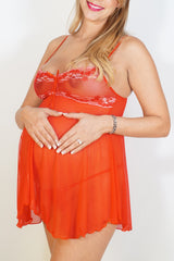 Maternity Lingerie - Chemise Me Before You Go!