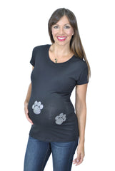Maternity T Shirts-Pitter Patter