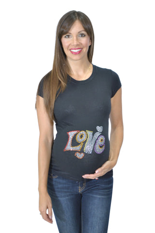 Love Maternity T shirt