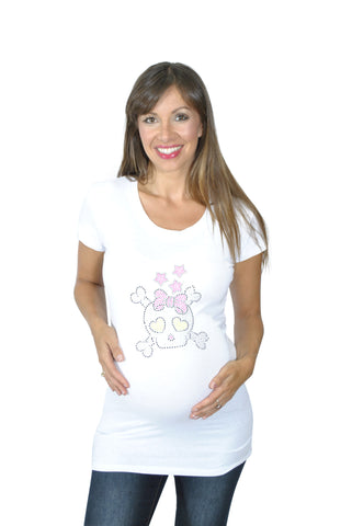 Maternity T Shirts-Girls Rock!