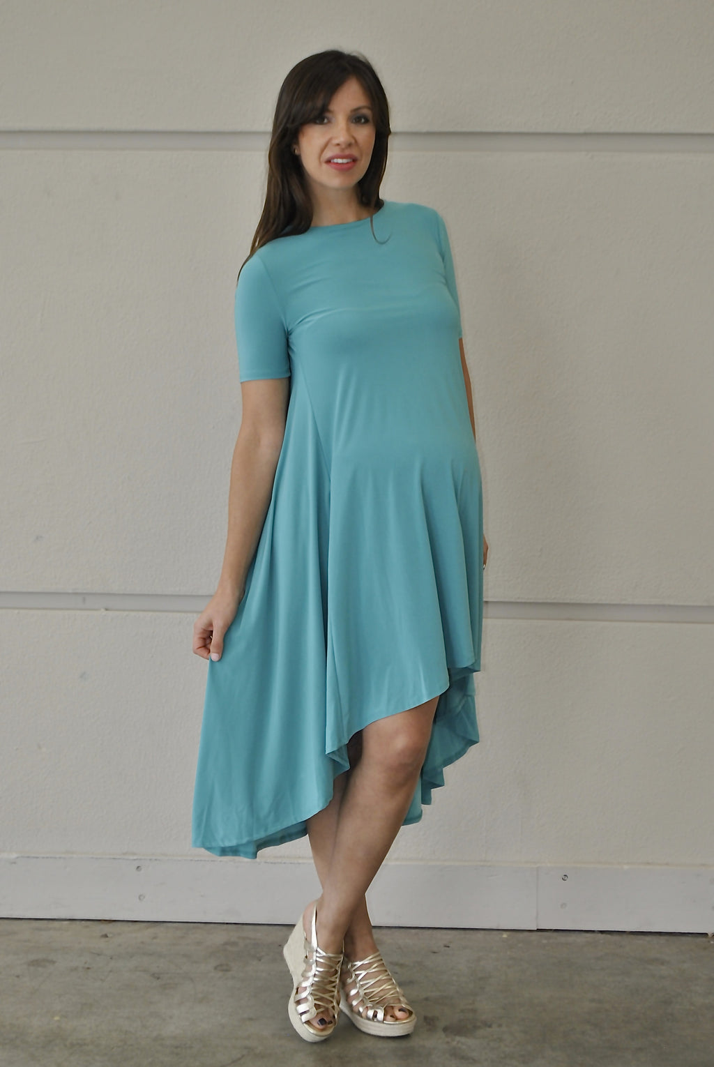 T-Shirt Dress - Mommylicious