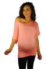 Too Jewel For School Maternity Dolman Top