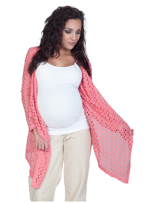 Maternity Cardigan - Mommylicious