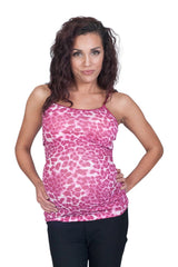 Leopard maternity clothes