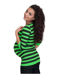 Neon Maternity Tops - Back To Basics