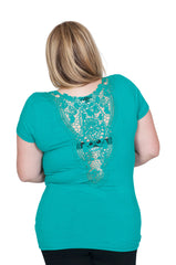 Plus Size Victorian Vogue Maternity Tops