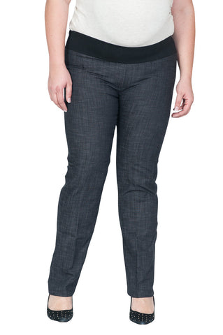 Plus Size Just a Second Skin Jeans