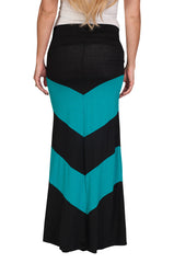 Cool Maternity Maxi Skirt