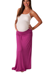 Maternity Skirts-I'll Have The Usual