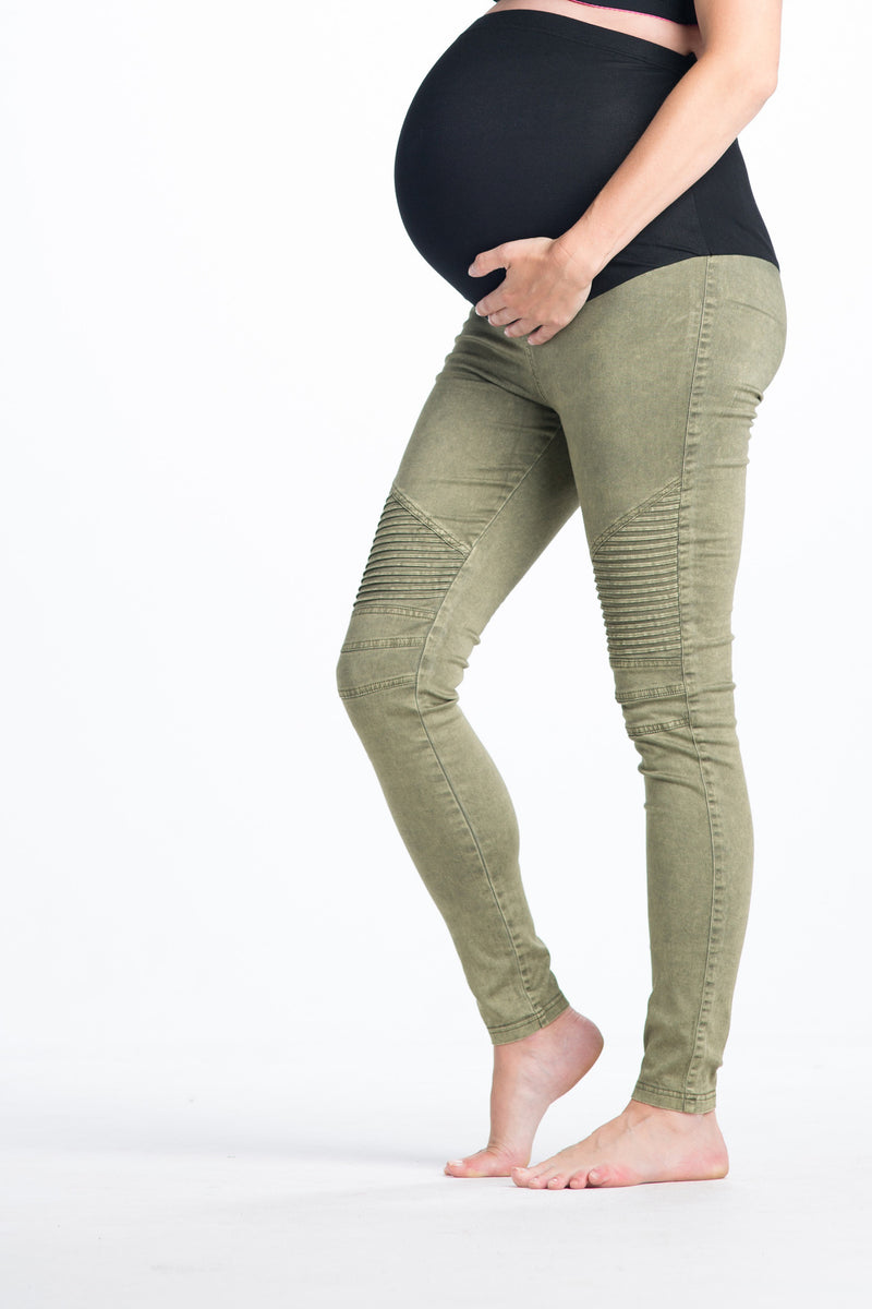 Maternity Leggings - Mommylicious