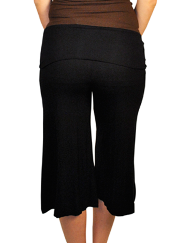 Maternity Gaucho Pants - Mommylicious