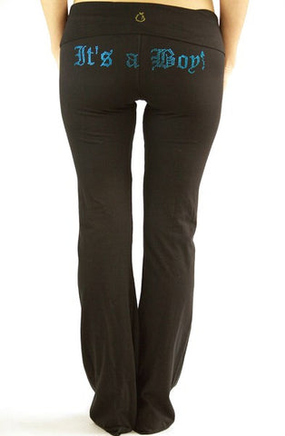 Maternity Yoga Pants-FYI