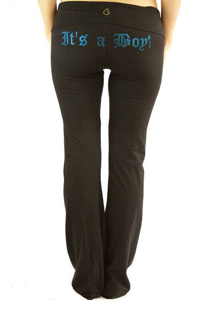 Maternity Yoga Pants - Mommylicious