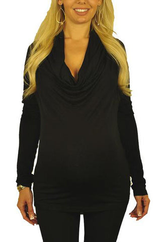 Black Maternity Tops - Here's The Scoop
