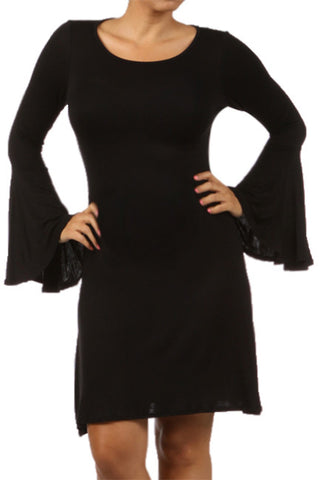 Black Plus Maternity Dresses