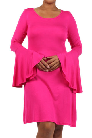 Pink Plus Maternity Dresses
