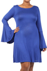 Blue Maternity Dresses